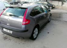 For sale Citroen C4 car in Amman