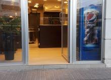 مطعم سناكات و صاج للبيع منطقة دوار خلدا