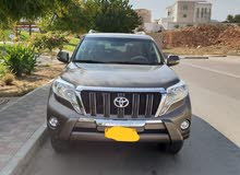 Toyota Prado car for sale 2016 in Muscat city