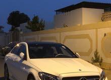 Mercedes Benz C 300 2015 For sale - White color
