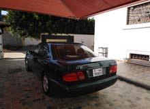 For sale 1999 Green E 230