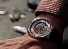 ساعة سواتش جيمس بوند Swatch Q Limited