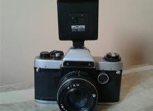 كاميرا تصوير مستعملة باقية نقية بالفلاش ديالها البوشيط ديالها زوم