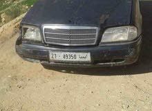 Used Mercedes Benz C 180 for sale in Gharyan