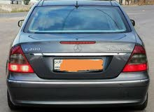 Used E 200 2008 for sale