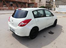 Used Nissan Tiida for sale in Al-Khums