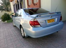 Blue Toyota Camry 2005 for sale