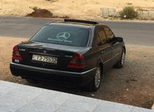 Mercedes Benz C180 Coupe 1997 For sale - Black color