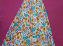 فستان كاجوال وانيق ذو الوان زاهية بسعر رمزي ججددا