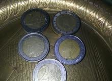 عملات معدنية نادره للبيع