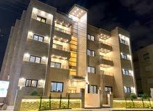 شقق فخمة للبيع بين السابع و الكيلو مساحة 123م 131م خلف خليل الرحمن من المالك