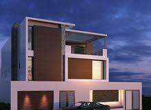 تصميم خرائط معمارية وانشائية سعر المتر 4 دينار كاملة