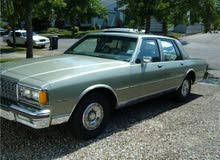 Available for sale! 80,000 - 89,999 km mileage Chevrolet Caprice Classic 1984