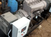 مولد كهرباء ديوس 912 تبريد هواء مستعمل .50.KVA