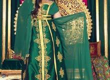 فستان مناسبات تصميم مصممه البحرينيه خلود