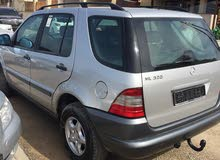 Mercedes Benz ML made in 1999 for sale