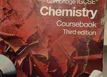 igcse chemistry book