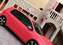 للبيع جولف GTI موديل 2010