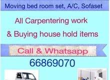 transportation moving & shifting carpenter services