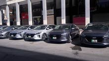 Rent a 2018 car - Amman