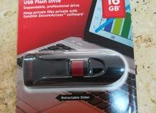 فلاش ميموري SanDisk اصلي 16قيقا SanDisk 16GB 2.0 Flash Cruzer Glide