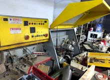مكينة شريط مستعملة للبيع