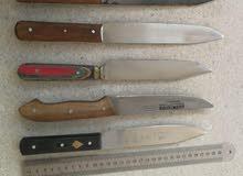 للبيع سكاكين بالجمله فرصه للتجار