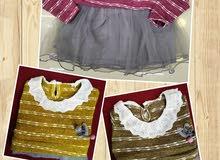 ملابس أطفال ب أشكال مختلفه