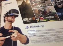 نظارة الواقع الافتراضي ps VR