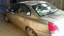 Hyundai Elantra 2002 For sale - Gold color
