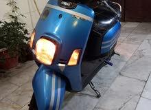 دراجة ماكس بوليس 120 ياباني كابريتر