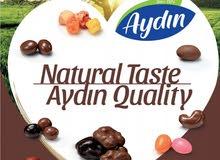 شركة آيدن التركية للمكسرات Aydın Kuruyemiş