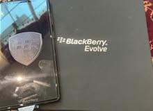 blackberry for sale evolve model new brand with box And accessories