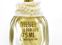 عطر Diesel Fuel For Life 75 ML نسائي