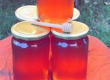 عسل ربيعي طبيعي 100%