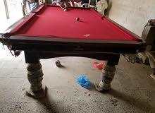 طاولة بلياردو ملكي