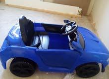 للبيع سياره أطفال بحاله جيده وشغاله 100/100 ب 15 دينار سعر نهائي