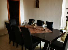 selling dining table with 8 chairs
