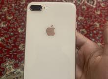 ايفون 8 بلس نضيف 64 جيبي