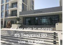 للبيع شقة في مراسي البحرين