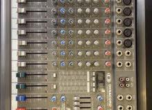 مكسر صوت شركة دينا كورد 600 Pro مع سماعتين كبار