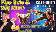 Call of Duty Mobile  Solo Rank Push