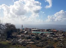 ارض شرعية للبيع في حرف بيت حسنة ايزال