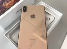 Apple IphoneXSMax 64GB Gold-90% Battery health with all accessories