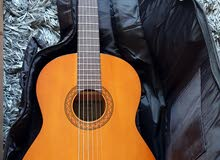 guitar new yamaha c40 and proel bag and pics