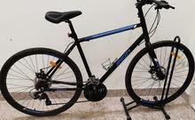 Reid hybrid bike