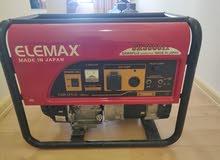 Elemax Generator Honda Engine