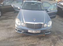 مرسيدس E200 2005 AMG