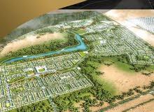 اراضي سكنية اسثتمارية للبيع بالعين الفايضة بقسط شهري فقط5000