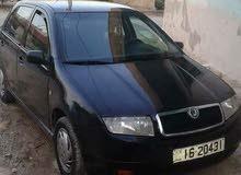 Skoda Fabia 2003 For sale - Black color